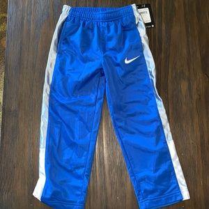 Nike track/ basketball pants boys size 4T
